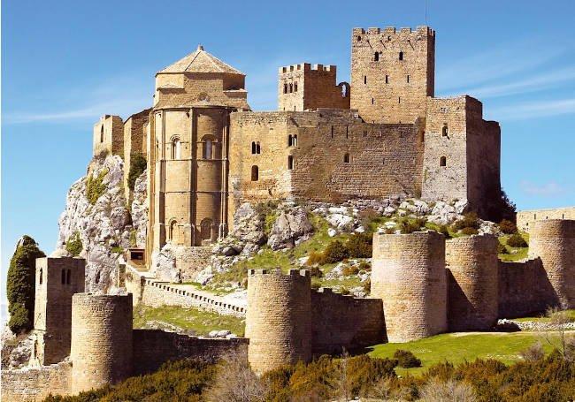 visita castillo Loarre